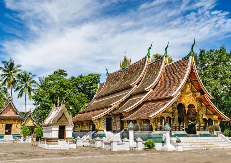 Temple of Wat Xieng Thong