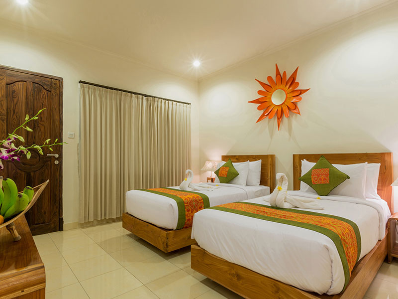 Ananda Room (Superior) -Om Ham Retreat and Resort