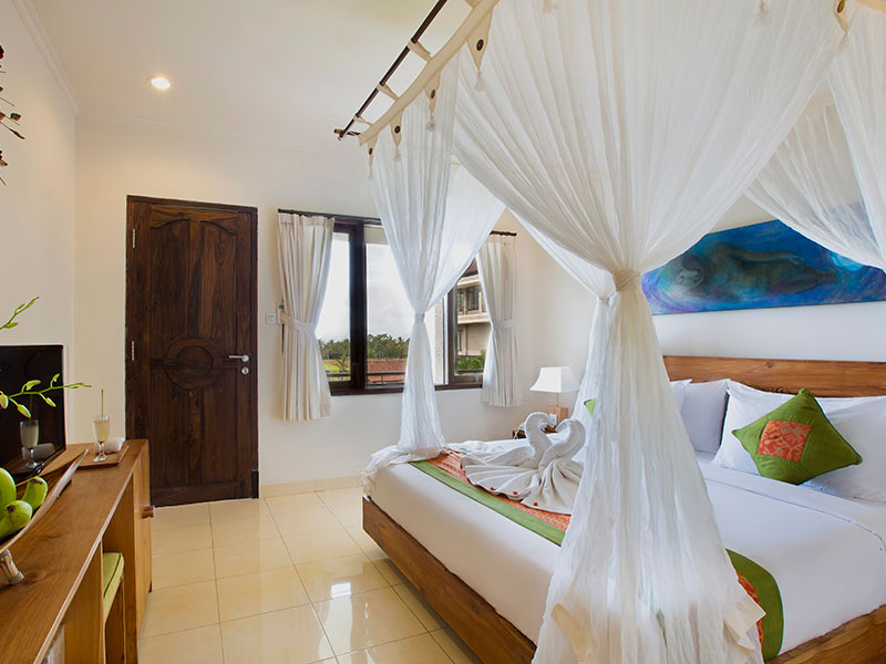 Shakti room (Deluxe)- Om Ham Retreat and Resort