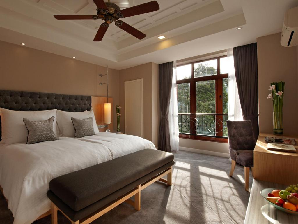 Room in The Chateau Spa & Organic Wellness Resort