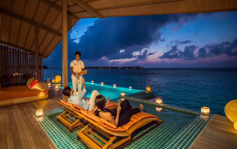 Club Med Maldives Finolhu Resort