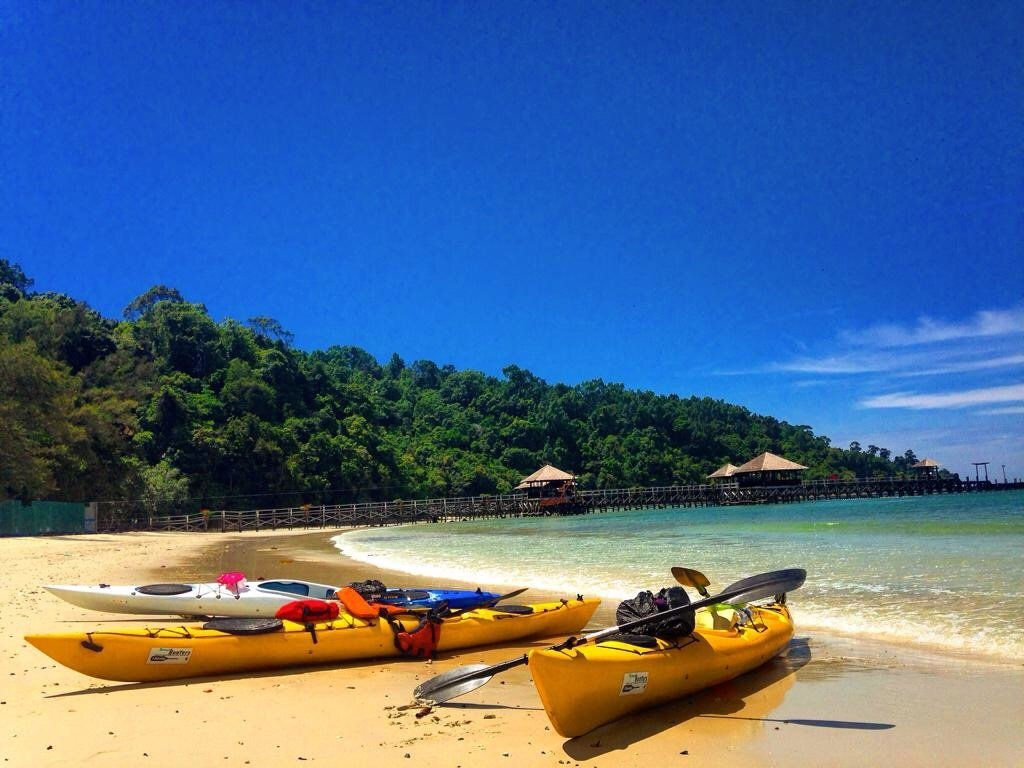 Gayana Marine Resort - Kayak