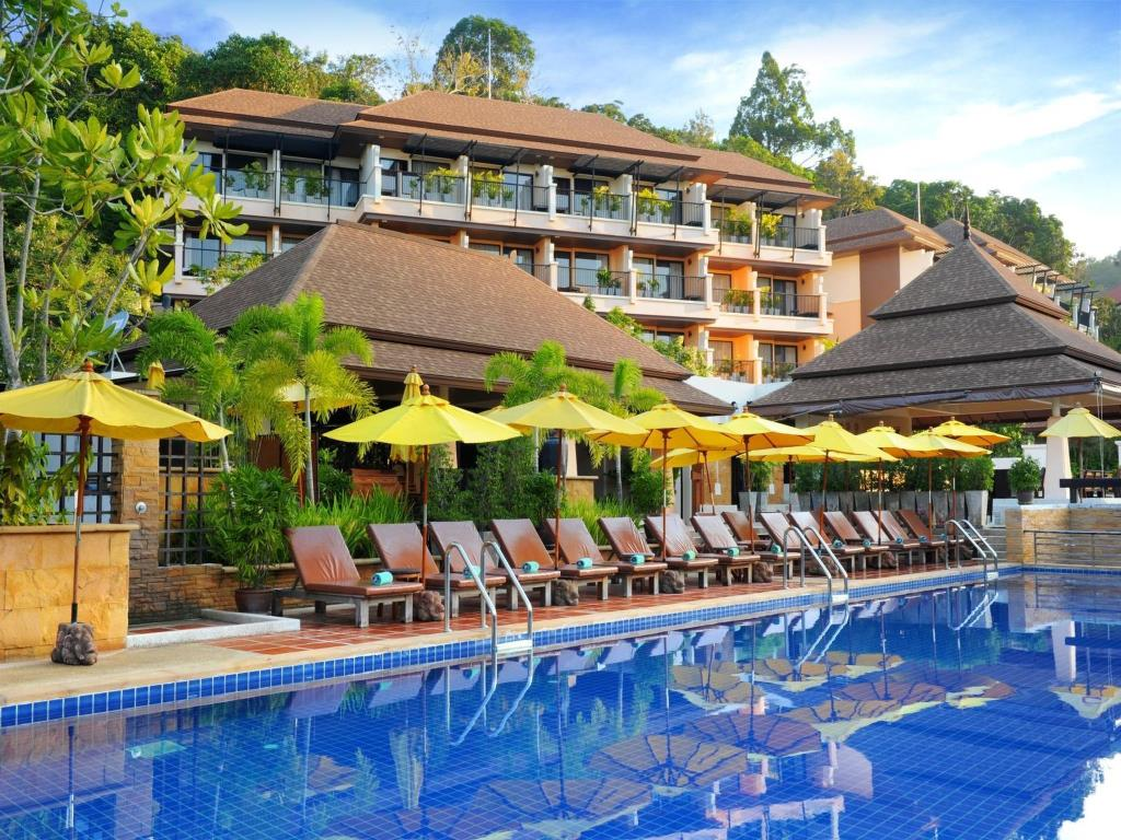 Aonang Cliff Beach Resort - Swimming Pool