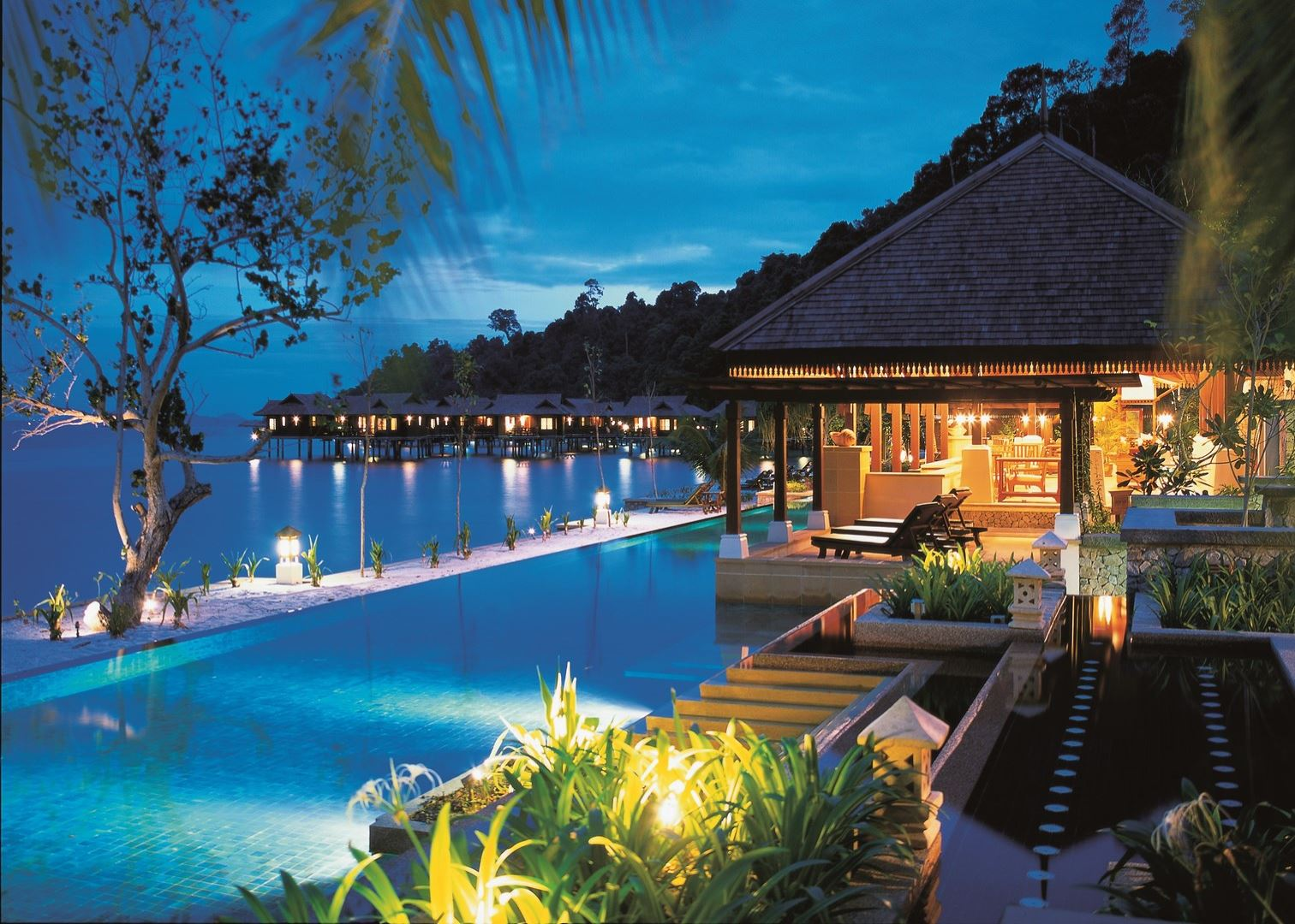 Image result for Pangkor Laut Resort