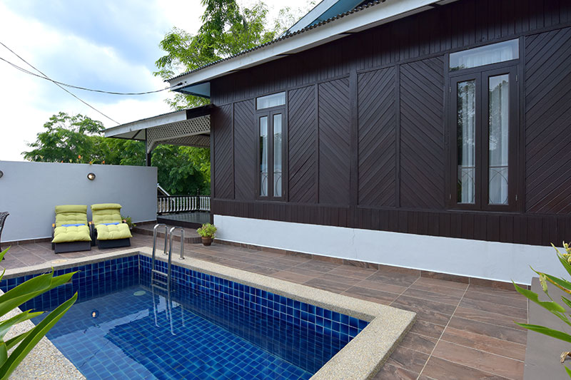 Room type - Pool villa