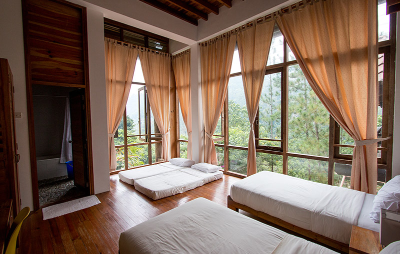 Bentong Pahang Annexe Nature Retreat Package (Enderong Resort)