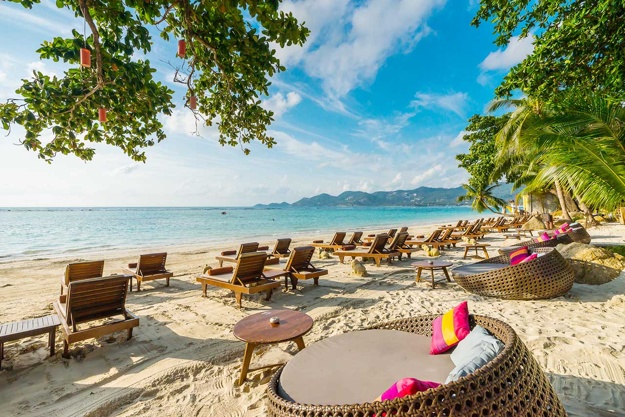 Muang Samui Spa Resort - Beach Front