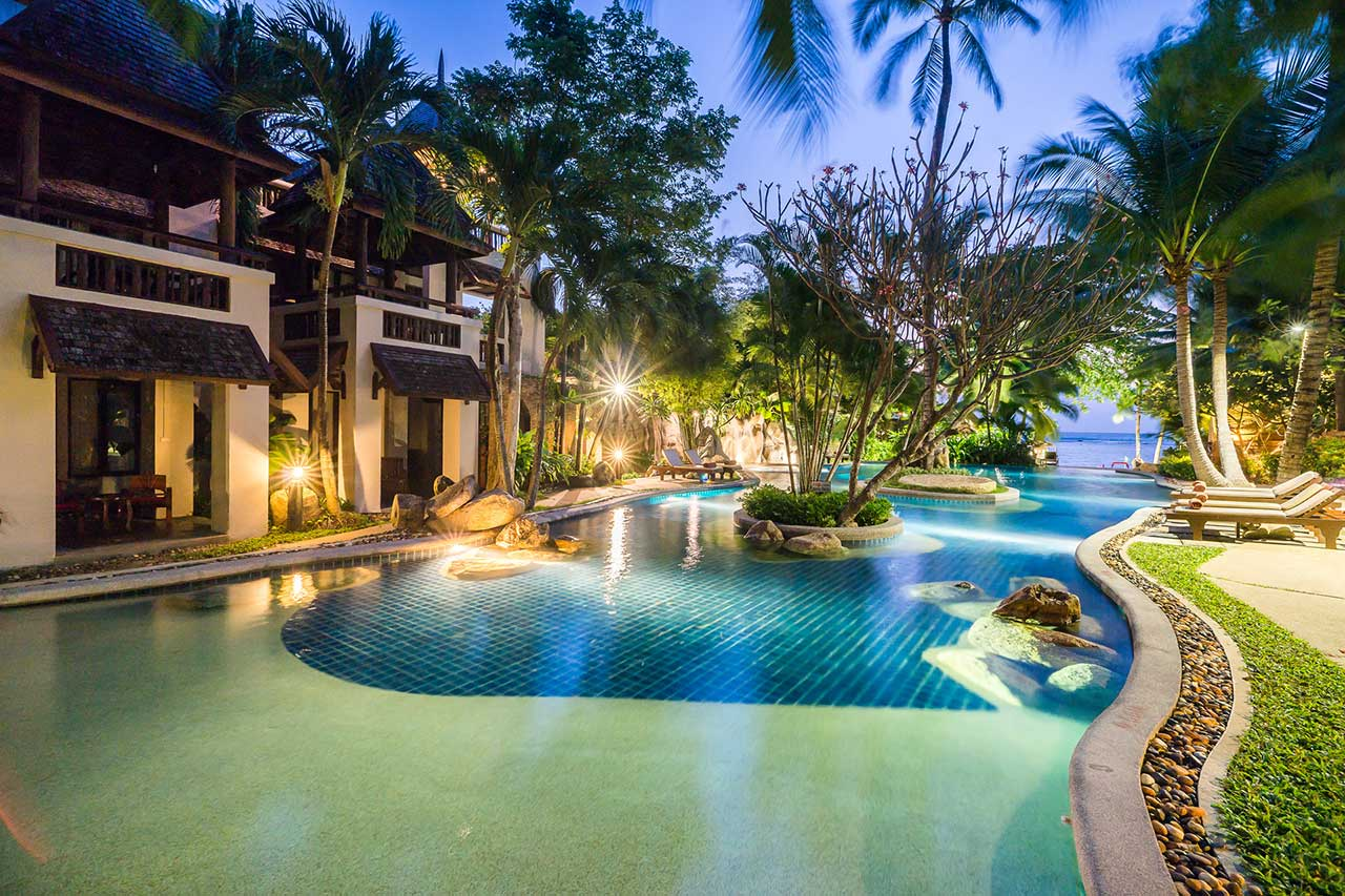 Muang Samui Spa Resort - Swimming Pool