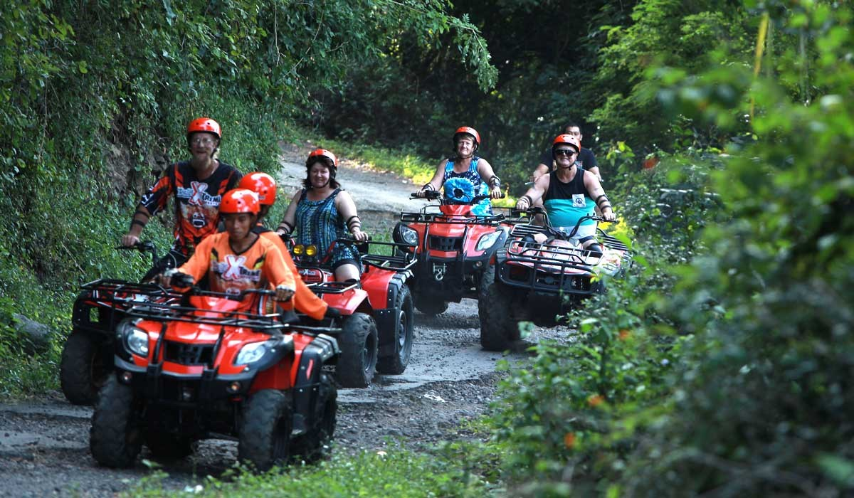 ATV Jungle Trek