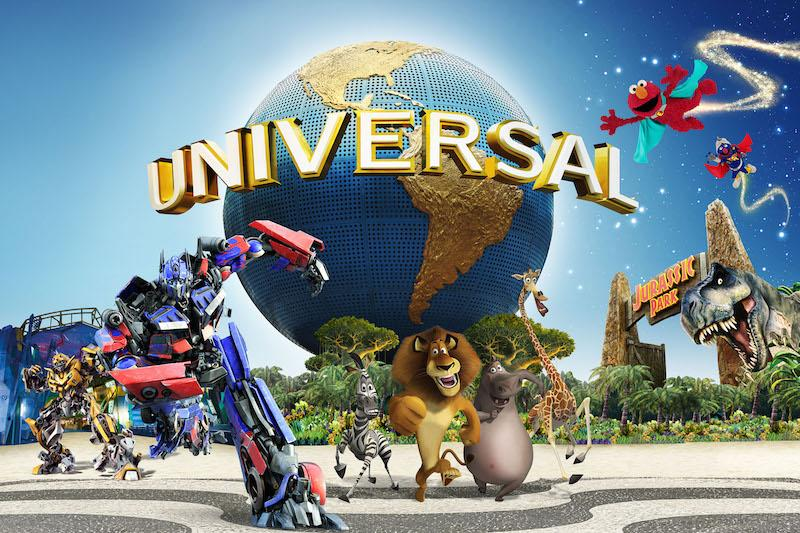 Universal Studios Singapore Ticket 1 Day Pass Packist Com