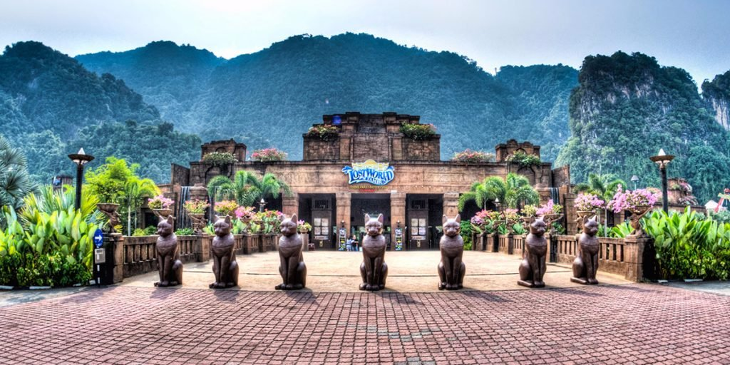 The Lost World of Tambun