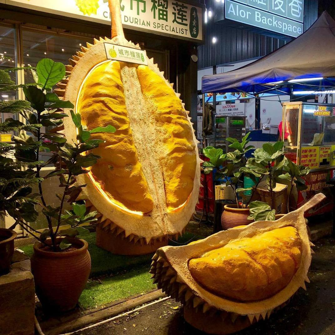 best durians in kl