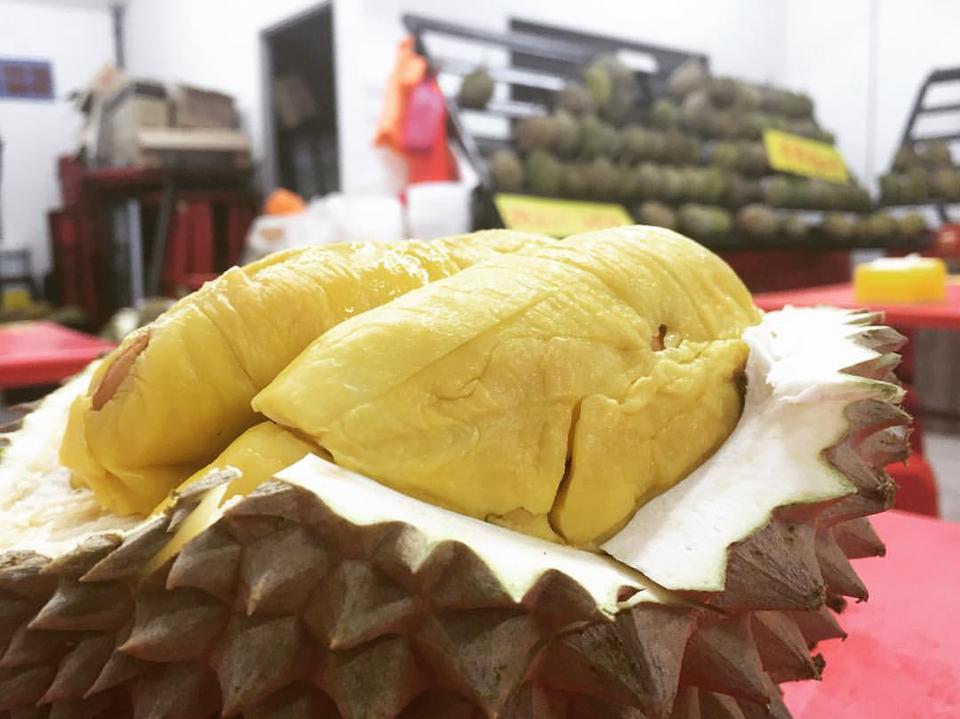 best durians in pj